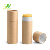 Angepasst eco friendly cosmetic container deodorant stick container papier rohr für lip balm