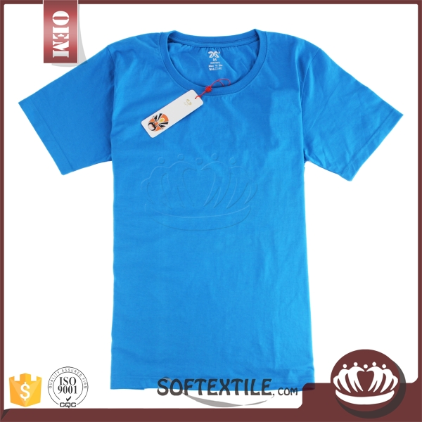 china wholesale good price super soft new model cotton t shirt 180 grams