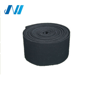 JW New Design Activated Carbon Filter Fabric Cloth Carbon Fiber Air Filter