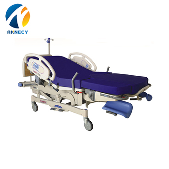 AC-DB003 Hospital Standard Electric Ldr Bed, Labor Maternity Delivery Beds for childbirth