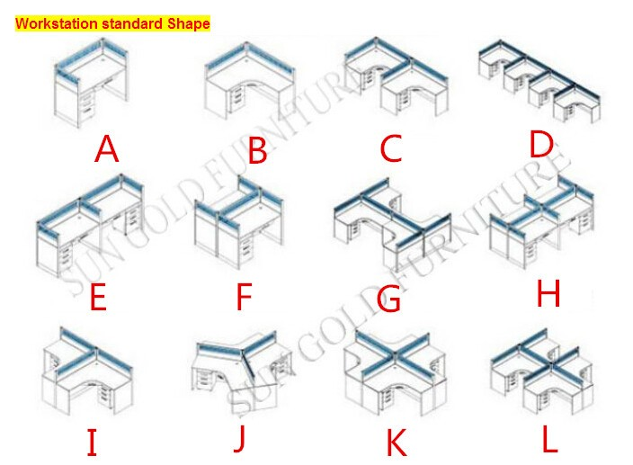 Newest Modern Workstation Types S Shape_60447809632 on Cubicle Layout Options