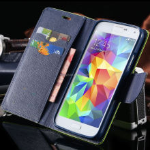 S4 Luxury Retro Cute Leather Flip Case for Samsung Galaxy S4 SIV i9500 Wallet Stand Cover With Card Holders