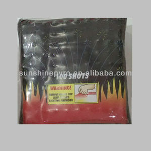 100 shots battery saturn missile fireworks for sales