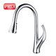Single Handle pull out modern basin water faucet brass kitchen mixer
