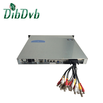 16 channels SD h.264 rtmp encoder for wowza, FMS, ezserver, xtream codes