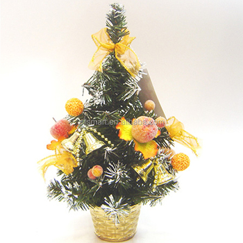 Wholesale Cheap 30cm Pre Decorated Live Christmas Trees - Buy ...