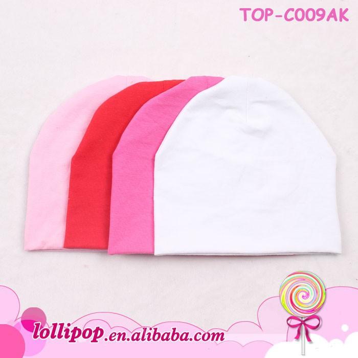 Best-selling unisex plain cotton newborn hats cute toddler cotton beanie  hat wholesale cotton baby 471946f91c6a