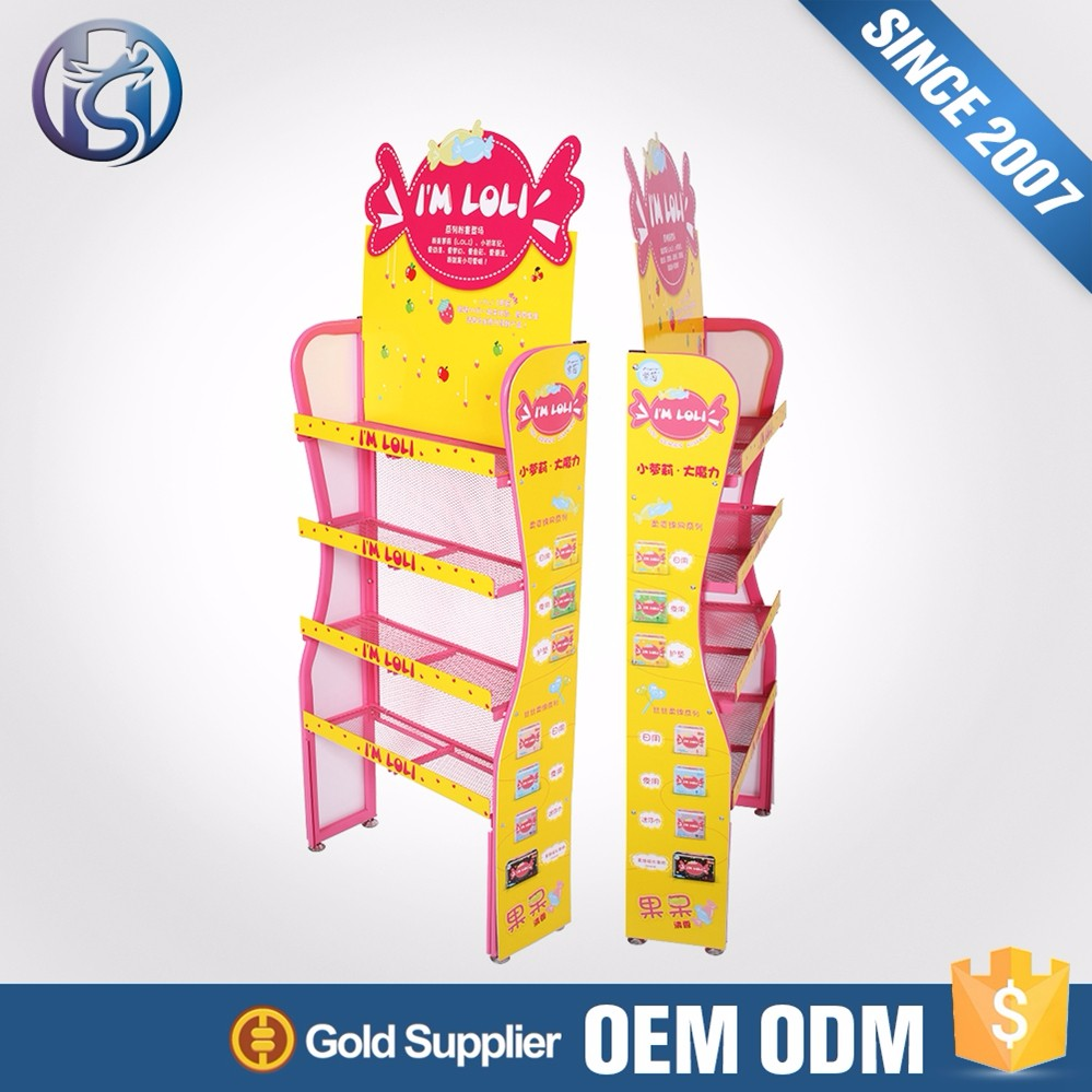 Cheap Prices Sales Make To Order Pick N Mix Stand Candy Bins Rack