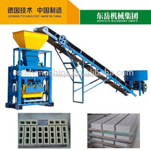 Cheap QT40-1 small scale concrete block making machine