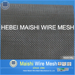 low price 304 stainless steel woven wire mesh