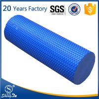 2015 hollow foam roller design, eva foam roller with small ribs