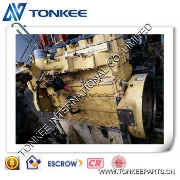 China supplier C7 324D 325D 328D 329D excavator engine,complete engine & engine assy C7