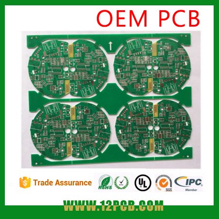 Quick turn multilayer pcb manufacturer, printed circuit board prototype and assembly