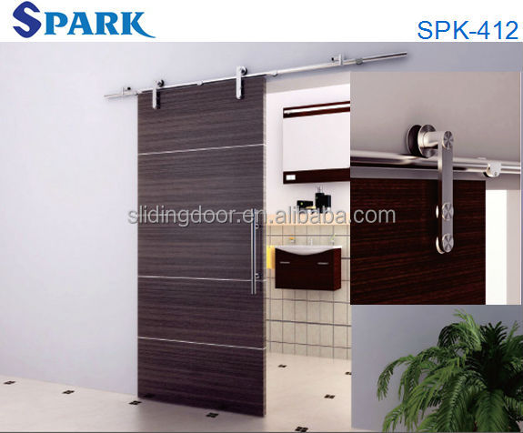 2015 American Door Design Sliding Style Stainless Steel Building Material