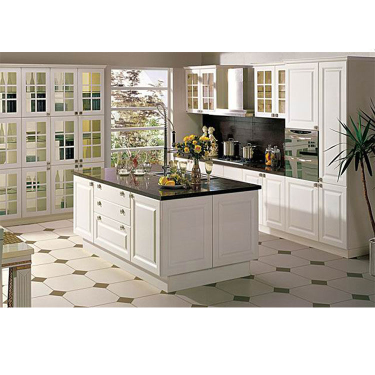 Kitchen Cabinets Used Craigslists: High Quality Custom Made Pvc Kitchen Cabinet Wholesale