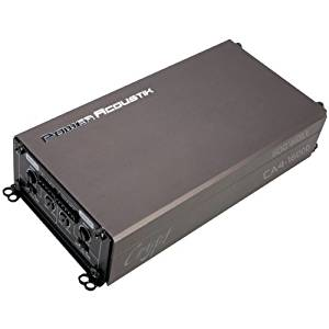 POWER ACOUSTIK CA4_1600D Crypt Series Class D Amp (1,600W Max, 4 Channel); (CA4_1600D)