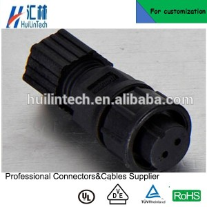 Alternative LTW cable mount mini (A) series receptacle 3 socket Amphenol circular connector