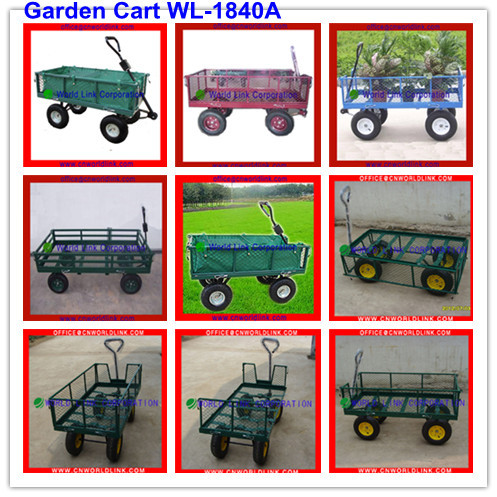150kgs Foldable Kids Beach Wooden Carts