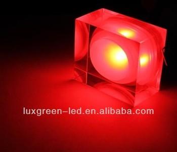 12v-24v Dc 3in1 Rgb Crystal Led Ceiling Light Downlighting