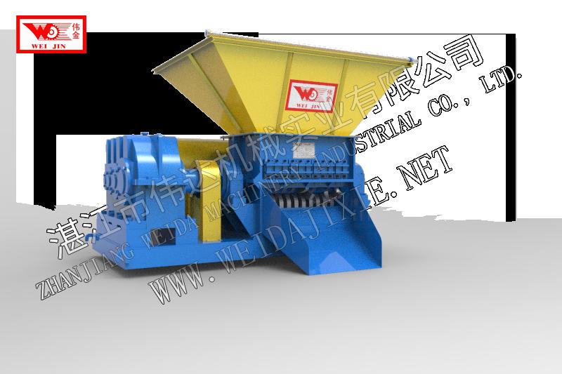 SMR/ STR/ TSR natural crumb rubber slab cutter machine