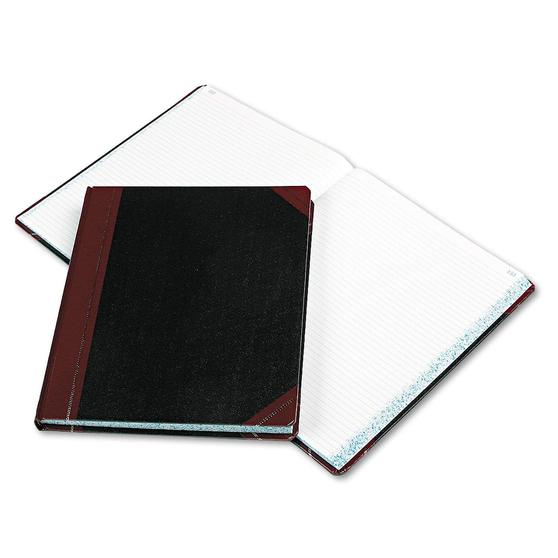 BOR1602123F - Boorum Pease 1602 1/2 Series Bound Faint Rule Books