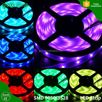 LED light strip 60SMD Waterproof IP65 led strip rgb 5050 rgbw led strip for outdoor