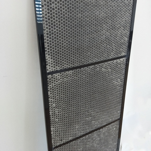 Honeycomb activated carbon air filter for dehumidifier humidifier replace