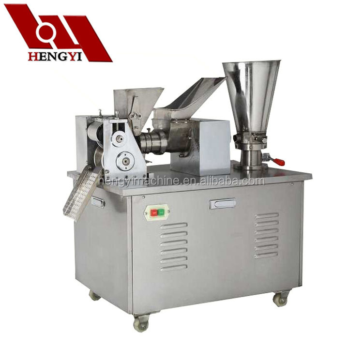 HYJZ-80 commercial dumpling maker/samosa making machine