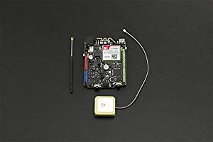 Angelelec DIY Open Sources Sensors, SIM808 With Leonardo Mainboard, the Module Includes an Integrated Quad-Band GSM/GPRS, GPS Satellite Navigation Module, a 4 Layer PCB Integrates the Microcontroller