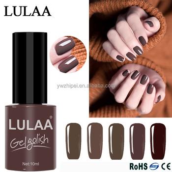 Lulaa 10ml Nail Varnish 2018 New Fashion Green Perfect Pure Colors Effect Uv Led Soak Off