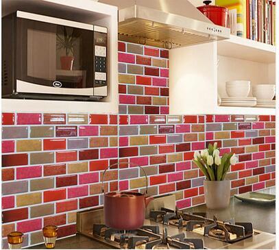 Venta al por mayor cenefas adhesivas decorativas-Compre online los ...