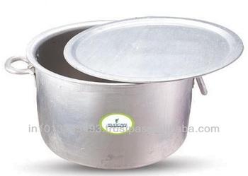 13g Aluminium Tope With Lid
