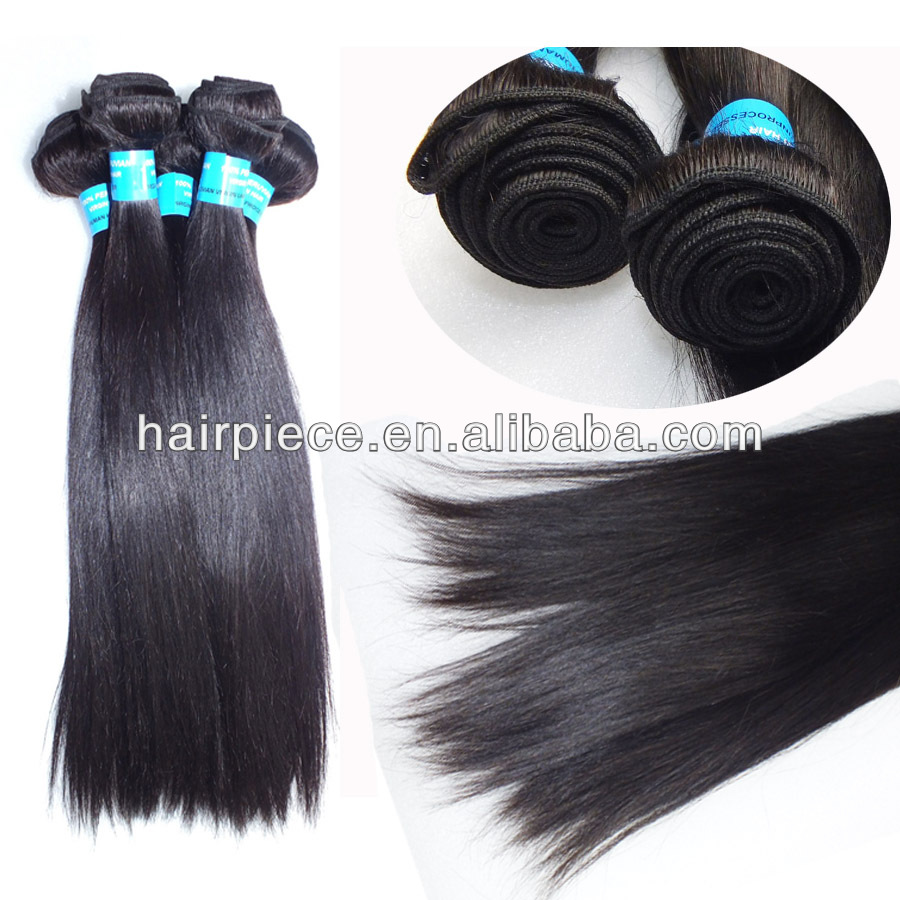 5a human virgin remy hair extenion cheap intact raw 100% virgin peruvian hair