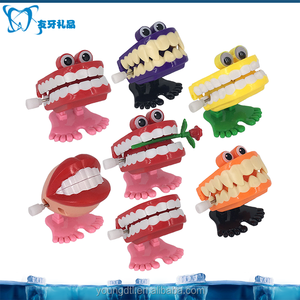 Dental Wind-up tooth toy Children's Toys,dental toys