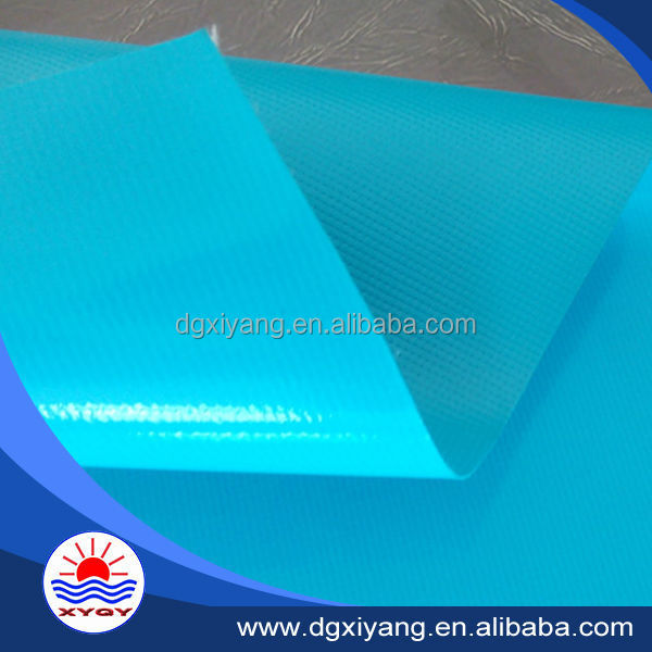 PVC water inflatable sports product fabric