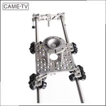 China CAME-SL03 Professional Metal Video Camera dslr Slider for Studio Photography film shooting