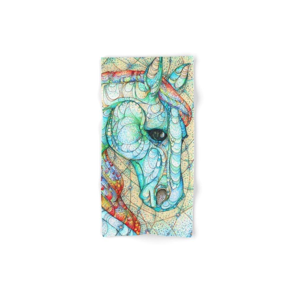 """Society6 Horse Hand Towel 30""""x15"""""""