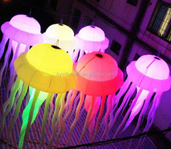 giant jellyfish light jellyfish night light for outdoor christmas decoration