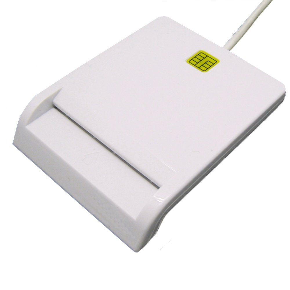 USB Smart Card Reader Support Network ATM Banking Transfers Tax Creadit Card reader