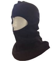Durable Face Shield Balaclava Fire Flame Resistant FR Mask Hood Black