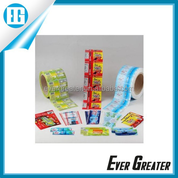 Direct manufacture roll packed waterproof custom printed <strong>label</strong>,laminated bopp/PVC/PE/PP printing <strong>label</strong>