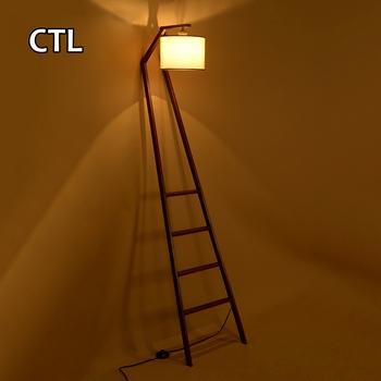 Living Room Giant Floor Lamps Foot Switch Hotel Design Tripod Modern ...