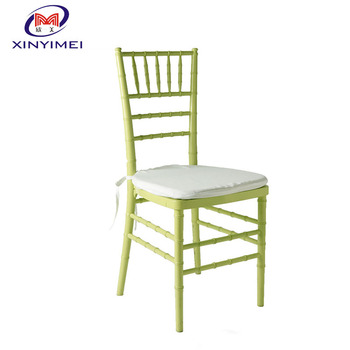 rental solid wood wedding chairs