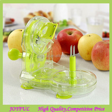 Newest plastic manual apple peeler