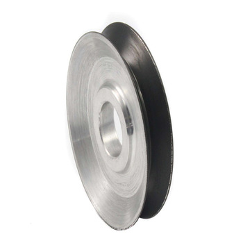 Wire Drawing By Flat Belt Pulley Cable Pulling Rollers Pulley Wheels