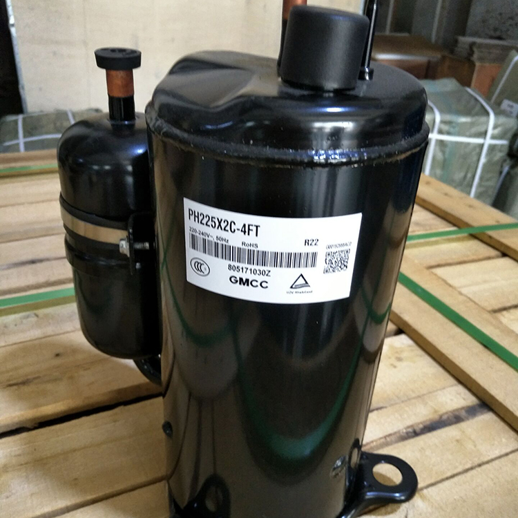 PH225X2C-4FT R410a Rotary Scroll GMCC Compressor 12000btu