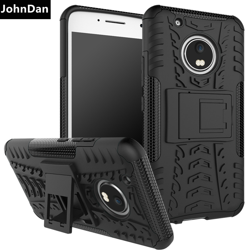 save off e729d aab00 US $4.59 8% OFF|For Motorola MOTO G6 G5S G5 Plus E5 Plus X4 PC + Silicone  Heavy Duty Rugged Armour Case For MOTO E G 5 6 Plus Back Cover Cases-in ...