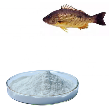 high quality low molecular weight 3000da fish collagen peptides powder
