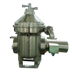 DHZ Oil disc Centrifuge of animal oil water, edible fats oil centrifuge separator