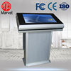 42 Inch Interactive information LCD display multi touch screen kiosk